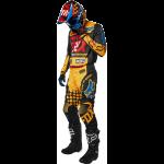 FOX Racing 180 Czar Yellow