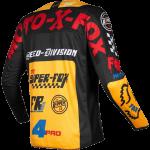 FOX Racing 180 Czar Yellow 5