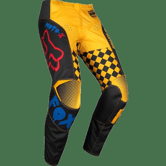 FOX Racing 180 Czar Yellow 7