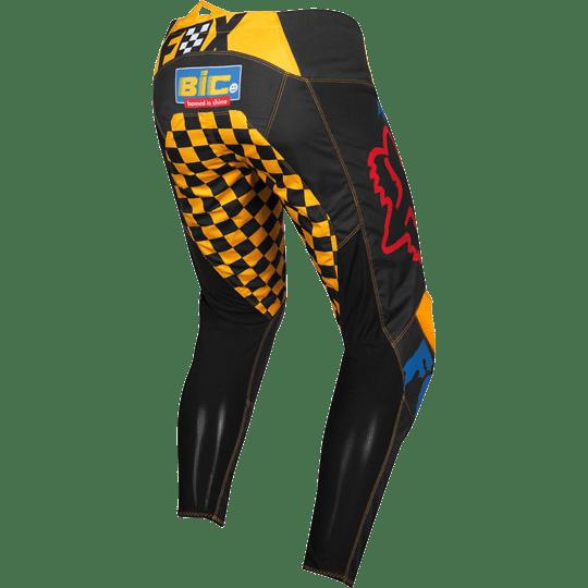 FOX Racing 180 Czar Yellow 8