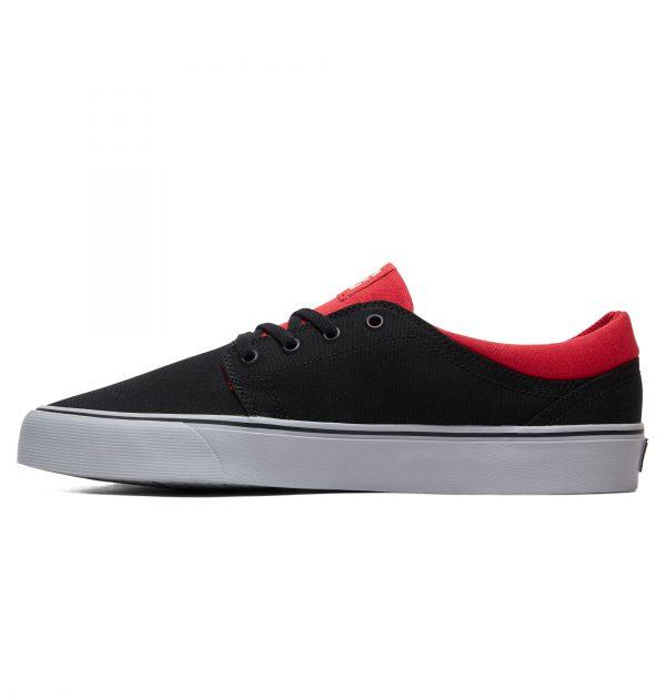 נעליים DC Shoes Trace TX שחור אדום אפור
