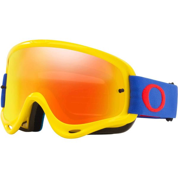 Oakley O Frame Yellow Blue