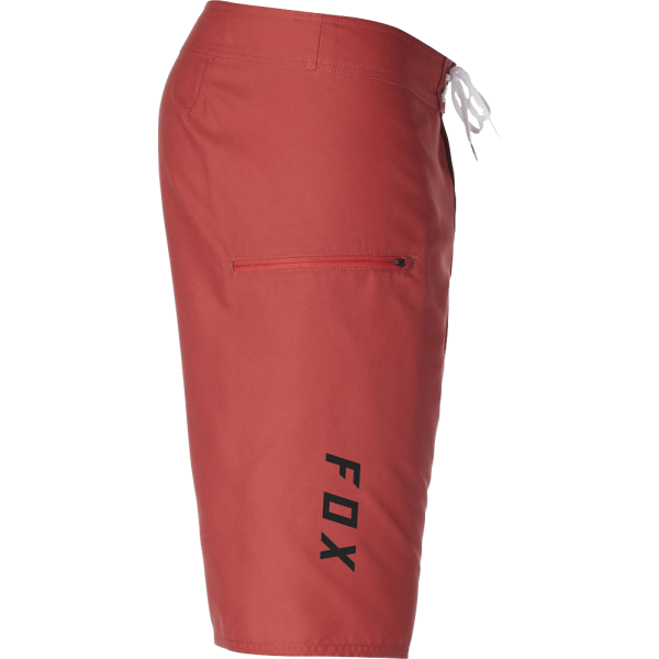 FOX-BOARDSHORT-RED 3